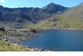 Moderate Treks Snowdonia