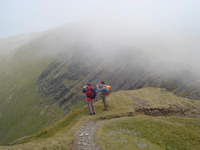Marchlyn Mawr Trek Snowdonia