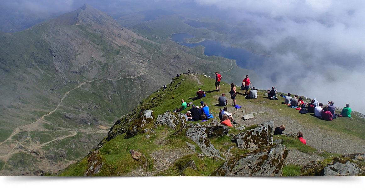 Trekking & Hiking in Snowdonia