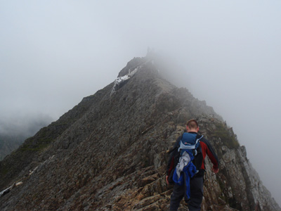 Crib Goch Guided Treks
