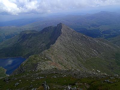 Watkins Path Snowdonia Guided treks